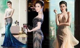 Nguyen Tran Huyen ມິສແກຣນຫວຽດນາມ ທີ່ຄົນທົ່ວໂລກເຊຍ ແລະເຕັງໃຫ້ຕິດ TOP 5 Miss Grand International