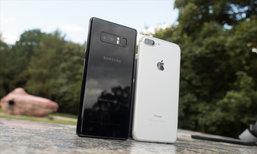 ກ້ອງ Galaxy Note 8 ປະທະ iPhone 7 Plus ປຽບທຽບຮູບຖ່າຍບຸກຄົນ ຮຸ່ນໃດຄົມກວ່າກັນ