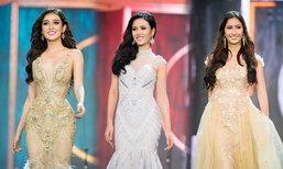 Miss Gand ຈາກ 3 ຊາດອິນດູຈີນຈະໄດ້ຍ່າງນຳໜ້າ ໃນການສະແດງເປີດການປະກວດຮອບສຸດທ້າຍ Miss Grand International
