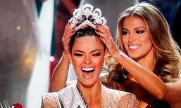 ມຸງກຸດລົງແລ້ວ! ເດມີ-ເລ ເນລ-ປີເຕີ ຈາກອາຟຣິກາໃຕ້ໄດ້ຮັບຕຳແໜ່ງ Miss Universe ປະຈຳປີ 2017