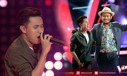 ແຈັກກີ້ເຮັດໄດ້! ໜຸ່ມລາວຄົນທໍາອິດໃນລາຍການ The Voice Thailand Season 6