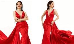 Nguyen Huong Giang ໂຕແທນຈາກປະເທດຫວຽດນາມ ຄວ້າມຸງກຸດ Miss International Queen 2018