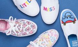 Keds ກັບມາອີກເທື່ອ ພ້ອມຄວາມໜ້າຮັກສຸດພິເສດ ກັບຄອນເລັກຊັ່ນ Little Miss