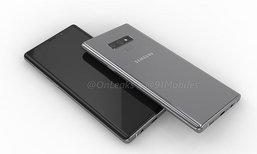 ຫຼຸດຂອງແຖມ ແລະ ວັນຈຳໜ່າຍຂອງ Samsung Galaxy Note 9 ໃນປະເທດເກົາຫຼີໃຕ້ ພົບກັນ 24 ສິງຫານີ້