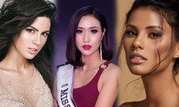 ເຜີຍໂສມໜ້າ Miss Universe ຈາກ 47 ປະເທດ ທີ່ຈະເປັນຕົວແທນເຂົ້າປະກວດທ້າຍປີນີ້ຢູ່ໄທ