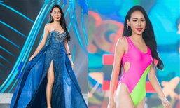 """ຮ່ວມເປັນກຳລັງໃຈໃຫ້ """"ນົບພະລັດ"""" ມິສແກຣນລາວ ຊີງໄຊໃນຮອບສຸດທ້າຍ Miss Grand International 2018 ຄືນນີ້"""