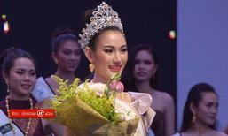 ມຸງກຸດລົງຫົວ! ໂຢໂຢ່ MT09 ຄວ້າຕຳແໜ່ງ ທູດວັດທະນະທຳແດນຈຳປາ Miss Tourism Queen Laos 2018