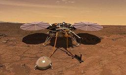 """""""Marsquakes"""" ແຜ່ນດິນໄຫວເທິງດາວອັງຄານ ທີ່ ນາຊາ ພະຍາຍາມໄຂຄຳຕອບ"""