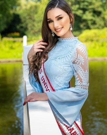 Katja Stockholm - Miss Universe Denmark 2019