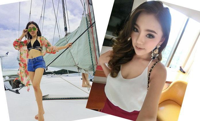 ມາເບິ່ງຄວາມເຊັກຊີ ແລະ ຄວາມໜ້າຮັກຂອງສາວ ກິຕ້າ ສາວລາວທີ່ໄປຮ່ວມ Take Me Out Thailand