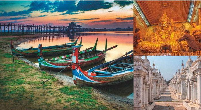 Hidden Wonders of Mandalay ມະຫັດສະຈັນ ມັນດາເລ