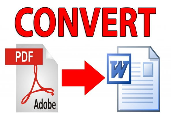 ວິທີແປງຟາຍ PDF ເປັນ Word