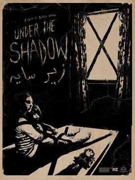 Under the Shadow ຮູບເງົາສະຫຍອງຂວັນ ຖືກເລືອກເຂົ້າຊິງລາງວັນ ອອດສະກາ