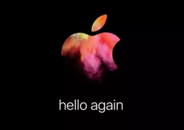 Apple ກຽມເປີດຕົວອຸປະກອນໃໝ່ໃນວັນທີ 27 ຕຸລາ 2559