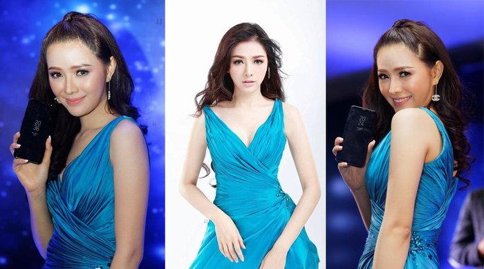 ລູກນຳ້ ທິດາລັດ Samsung Brand Ambassador ຢ່າງເປັນທາງການຂອງ Samsung Galaxy S8 ແລະ S8(Plus)