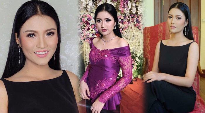 ຈິນນາລີ ນໍລະສິງ 1 ໃນ 20 ຜູ້ເຂົ້າປະກວດ Miss Grand Laos ທີ່ຫລາຍໆຄົນກຳລັງໃຫ້ຄົນສົນໃຈ