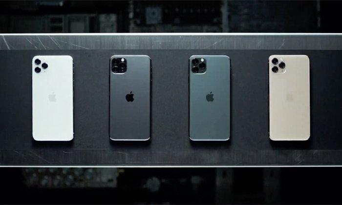 Apple ເປີດໂຕສະມາດໂຟນໃໝ່ຕາມຄາດ: iPhone 11, iPhone 11 Pro ແລະ iPhone 11 Pro Max