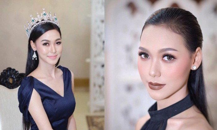 """ງາມຂຶ້ນທຸກມື້! """"ໂຕມິວ"""" ຮອງອັນດັບ 1 Miss Grand Laos 2019"""
