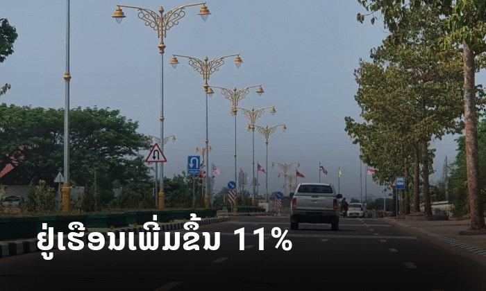 Google ເຜີຍຂໍ້ມູນການເຄື່ອນໄຫວຂອງຄົນໃນໄລຍະໂຄວິດ-19 ລະບາດ ພົບຄົນລາວຢູ່ເຮືອນຫຼາຍຂຶ້ນ 11%