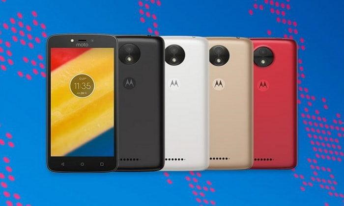 Motorola ເປີດຕົວມືຖືລາຄາປະຢັດ Moto C ແລະ Moto C Plus ລາຄາເລີ່ມຕົ້ນ 650,000 ກີບ