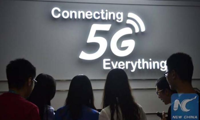 ຈີນ ກຽມໃຊ້ 5G ໃນການຂັບເຄື່ອນຜົນຜະລິດທາງເສດຖະກິດ.