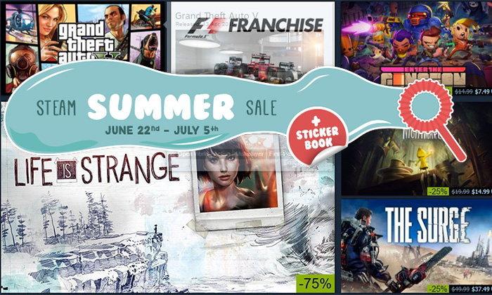 ເທດສະການຫຼຸດລາຄາເກມ Steam Summer Sale ເລີ່ມຂຶ້ນແລ້ວ ຈົນຮອດວັນທີ 6 ກໍລະກົດ 2017