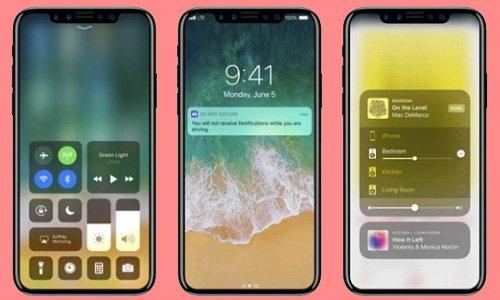 iPhone 8 ຈະເປັນສະມາດໂຟນທີ່ມີໜ້າຈໍຄົມຊັດບາດຕາທີ່ສຸດເທົ່າທີ່ເຄີຍມີມາໃນ iPhone