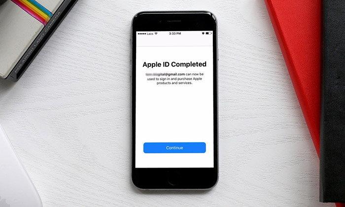 ວິທີສະໝັກແອັບເປິ້ນໄອດີ (Apple ID) ເອງ ບໍ່ຕ້ອງໃຊ້ຄອມ ບໍ່ຕ້ອງເສຍເງິນຈ້າງຮ້ານສະໝັກໃຫ້