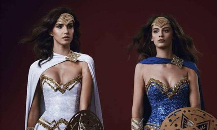 ງາມເລີດ! Miss Universe ແລະ Miss World ອິດສະຣາແອນ ຈະໃສ່ຊຸດປະຈຳຊາດທີ່ໄດ້ແຮງບັນດານໃຈຈາກ Wonder Woman