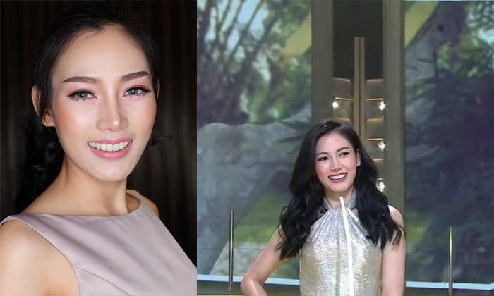 ຊົມພາບຍ້ອນຫຼັງ ໂຢໂຢ່ ພູມີໄຊ ງາມ ແລະ ໜ້າຮັກໃນການປະກວດ Miss Chinese International Pageant 2018