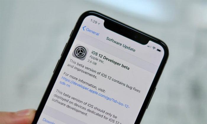 iPhone 5s ໄດ້ໄປຕໍ່ ຫຼື ບໍ່? ສະຫຼຸບລາຍຊື່ອຸປະກອນທີ່ສາມາດອັບເດດເປັນ iOS 12 ໄດ້