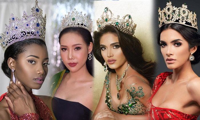 ມຸງກຸດ Miss Grand International 2018 ຈະລົງທີ່ນາງງາມປະເທດໃດ ມາເບິ່ງກັນ!