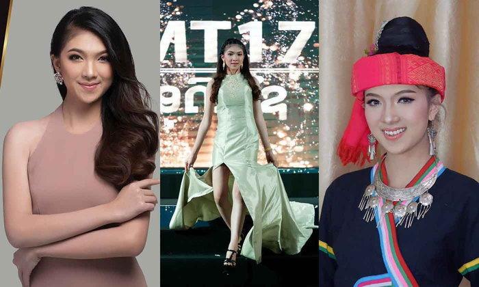 """""""ສາຍຝົນ ສີພະຄຸນ"""" ທູດວັດທະນະທຳແຂວງອຸດົມໄຊ ໜຶ່ງໃນຜູ້ເຂົ້າປະກວດ Miss Tourism Laos 2018"""