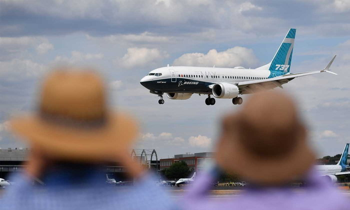 """ເຕືອນ """"ສາຍການບິນທົ່ວໂລກ"""" ລະວັງການໃຊ້ງານໂບອິ້ງ 737 Max ຫຼັງເຫດ ໄລອອນແອ ອິນໂດເນເຊຍ ຕົກທະເລ"""