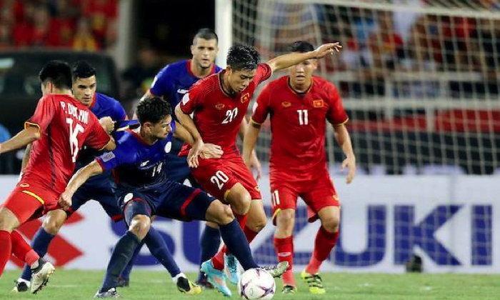 ຫວຽດນາມ ຊະນະ ຟີລິບປິນ 2-1 ເຂົ້າຮອບຊີງຊະນະເລີດໄປພົບ ມາເລເຊຍ AFF Suzuki Cup 2018