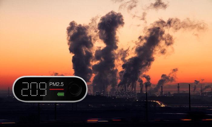 ເຄື່ອງວັດແທກຝຸ່ນລະອອງ PM 2.5 ແບບພົກພາປະເມີນລະດັບມົນລະພິດແນວໃດ ແລະ ໜ້າເຊື່ອຖື ຫຼື ບໍ່?