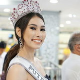 Frederika Alexis Cull : Miss Universe Indonesia 2019