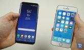 ເບິ່ງຄລິບທົດສອບ Drop Test ລະຫວ່າງ iPhone 7 VS Samsung Galaxy S8 ໃຜຈະທົນກວ່າຕ້ອງເບິ່ງ