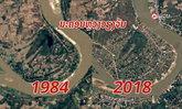 ເບິ່ງຄວາມປ່ຽນແປງຂອງນະຄອນຫຼວງວຽງຈັນ ແລະ ແຂວງອື່ນໃນລາວ ແຕ່ປີ 1984-2018 ຜ່ານ Google Earth