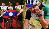 ຖາວອນ ພົນອາສາ ຄວ້າອັນດັບ 3 ແຂ່ງຂັນລົດຖີບລາຍການ Bikingman Laos World
