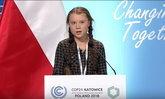 Greta Thunberg ເດັກນ້ອຍອາຍຸ 15 ປີ ຜູ້ທວງຄວາມຍຸຕິທໍາໃຫ້ພູມອາກາດໂລກ