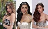 ໂສມໜ້າຜູ້ເຂົ້າປະກວດ Miss International Queen 2020 ເວທີສາວງາມຂ້າມເພດລະດັບໂລກ