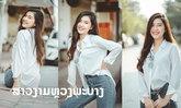 """ໜ້າຮັກສົດໃສ ຖືກໃຈໄວໜຸ່ມ ສ່ອງພາບເຊັດຫຼ້າສຸດຂອງສາວຫຼວງພະບາງ """"ວິນະດາ"""" Miss Laos 2019"""