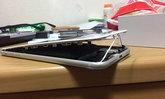 Apple ເລັ່ງສືບສວນຫາສາເຫດແບັດເຕີຣີ iPhone 8 Plus ບວມ