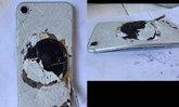 ເກີດເຫດ iPhone 8 ໄໝ້ ຫຼັງສາກໄວ້ຂ້າມຄືນ