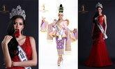 ກອງປະກວດ Miss Univers Laos ເປີດໂຕຊຸດລາຕີ ແລະຊຸດປະຈໍາຊາດລາວ ຢ່າງເປັນທາງການ