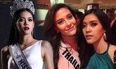 'ນຸ້ຍ ສຸພາພອນ' ປະກົບຄູ່ 'ມາຣີຢາ ພູນເລີດລາບ' ສາວງາມຈາກໄທ ໃນໄລຍະກຽມຄວາມພ້ອມປະກວດ Miss Universe
