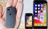 ນີ້ຄື iPhone (ກັອບປີ້) ທີ່ຕົວເຄື່ອງມີຂະໜາດນ້ອຍທີ່ສຸດໃນໂລກ (SOYES 7S)