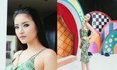 ຄົມ! ຈິນນາລີ ນໍລະສິງ Miss Grand Laos ຈັດເຕັມທັງຊຸດ ແລະ ໜ້າ ອອກລາຍການ Talk Show