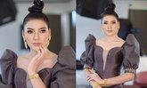 """ສ່ອງຄວາມປັງ """"ອາເຊິນ ໄຊຍະສອນ"""" ນາງແບບໜ້າຄົມຜູ້ຊະນະ Laos Super Model 2018"""